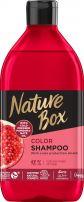 NATURE BOX Шампоан Нар, 385мл