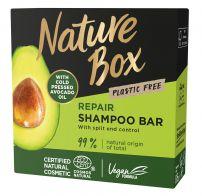 NATURE BOX Твърд шампоан авокадо, 85гр.