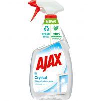 AJAX Почистващ препарат за прозорци Кристал помпа, 500 мл