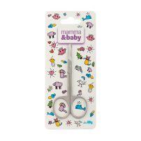 MAMMA&BABY Бебешки ножички за нокти от японска стомана  1бр