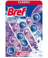 BREF PA LAVENDER Твърдо тоалетно блокче 3X50г