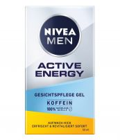 NIVEA MEN Гел-крем за лице  Active Energy, 50 мл