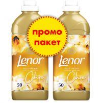 LENOR GOLD Омекотител орхидея 2x1500мл