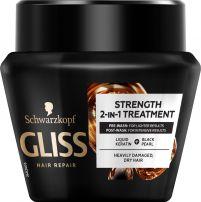 GLISS ULTIMATE REPAIR Маска за много увредена коса, 300 мл.