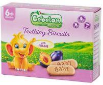 BEBELAN Бисквити за гризкане със Слива 6+м.200г