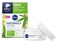 NIVEA Naturally Good Hemp Seed Oil & Jojoba Oil Дневен крем,50 мл