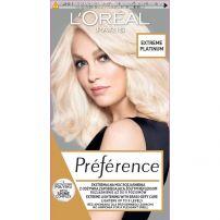 L'OREAL PARIS PREFERENCE Боя за коса 8L Extreme platinum