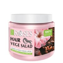 NATURE OF AGIVA Маска за коса Rose elixir, 500мл.