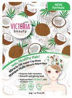 VICTORIA BEAUTY Възстановяваща маска-шапка с комплекс от чудотворни масла