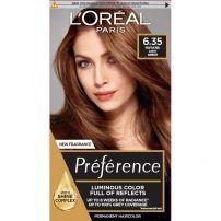 L'OREAL PARIS PREFERENCE Боя за коса 6.35