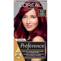 L'OREAL PREFERENCE Боя за коса P37 pure plum power