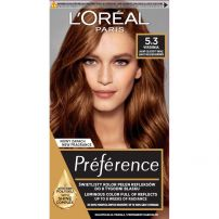 L'OREAL PARIS PREFERENCE RECITAL Боя за коса 5.3 VIRGINIE