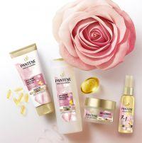BEAUTY BOX PANTENE ROSE -шампоан за коса Rosе , 300мл+ Балсам за коса Rose, 200 мл+ Oлио за коса Rose, 100 мл+ Маска за коса Rose , 160 мл