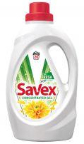 SAVEX FRESH 2 IN 1 Концентриран гел за пране, 20 изпирания, 1.1 л.