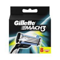 GILLETTE MACH 3 Опаковка ножчета, 8 бр.
