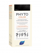 PHYTO COLOR Боя за коса 1 Black