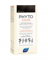 PHYTO COLOR Боя за коса 4 Brown