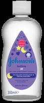 JOHNSON'S BABY BEDTIME Бебешко олио, 300 мл.