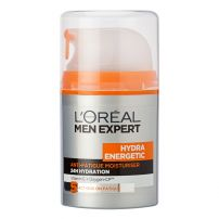 L'OREAL PARIS MEN EXPERT HYDRA ENERGETIC Крем за лице ALL SKIN TYPES, 50 мл.