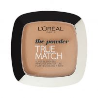 L'OREAL PARIS TRUE MATCH Пудра D3/W3 GOLDEN BEIGE, 9 гр.