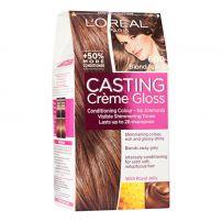 L'OREAL PARIS CASTING CREME GLOSS Боя за коса 600 Light brown
