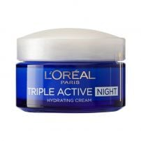 L'OREAL PARIS HYDRA EXPERT HYDRATING CARE NIGHT Крем за лице ALL SKIN TYPES, 50 мл.