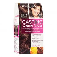 L'OREAL PARIS CASTING CREME GLOSS Боя за коса 515 Chocolate truffle