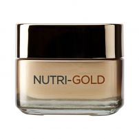 L'OREAL PARIS NUTRI GOLD ULTIMATE NUTRITION RICH DAY Крем за лице ALL SKIN TYPES, 50 мл.