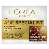 L'OREAL PARIS AGE EXPERT 65+ DAY Крем за лице, 50 мл.