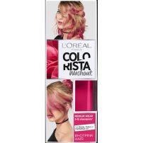 L'OREAL PARIS COLORISTA WASHOUT Шампоан оцветител 15 Hot pink hair, 80 мл.