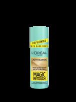 L'OREAL MAGIC RETOUCH Спрей за бели корени 9.3 Light blonde