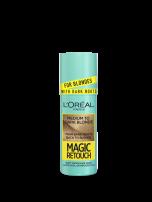 L'OREAL MAGIC RETOUCH Спрей за бели корени 7.3 Medium blonde