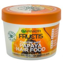 GARNIER FRUCTIS HAIR FOOD Маска за увредена коса, 390 мл.