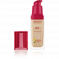 BOURJOIS Фон дьо тен healthy mix №55 dark beige, 30 мл.