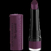 BOURJOIS Червило rouge velvet №20 plum royal