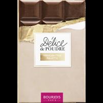 BOURJOIS Палитра за хайлайт delice de poudre 01
