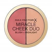 MAX FACTOR Руж miracle cheek duo 20 brown peach & champagne