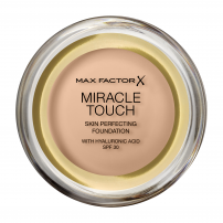 MAX FACTOR Фон дьо тен miracle touch SPF30 №43 golden ivory