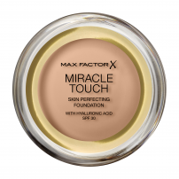 MAX FACTOR Фон дьо тен miracle touch SPF30 №75 golden