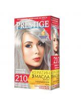 PRESTIGE Боя за коса 210 Сребристо платинен