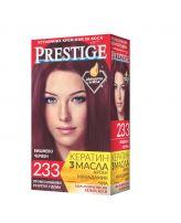 PRESTIGE Боя за коса 233 Вишнево червен