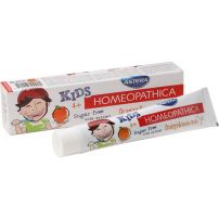 ASTERA HOMEOPATHICA KIDS 4+ Паста за зъби, 50 мл