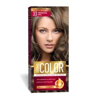 AROMA COLOR Боя за коса 33 Пепелно рус, 45 мл.