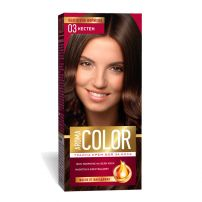 AROMA COLOR Боя за коса 3 Кестен, 45 мл.