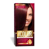 AROMA COLOR Боя за коса 07 Махагон, 45 мл.