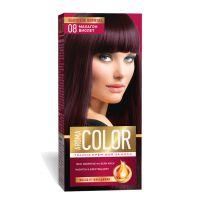 AROMA COLOR Боя за коса 8 Махагон виоелет, 45 мл.