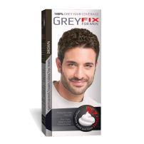 GREYFIX FOR MEN Боя за коса за мъже кафява, 40 мл