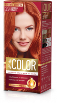 AROMA COLOR Боя за коса 29 Светло меден, 45 мл.