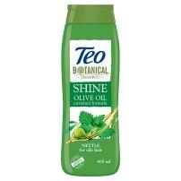 TEO BOTANICAL SHINE OLIVE OIL Шампоан за мазна коса, 400 мл.