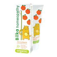 BILKA HOMEOPATHY Детска kрем паста за зъби органик 2+ 50 мл